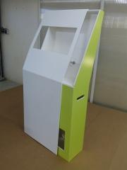 kiosque jeu PVC expansé