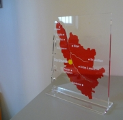 trophée PMMA