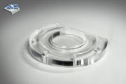 Usinage plexiglas - Atout-Plastic