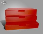 boitier 3 tiroirs